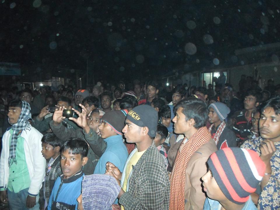 দশম জাতীয় সংসদ নির্বাচন, ২০১৪ এর প্রচারণা - শিলাইদহ বাজার   10th parliament election campaign -shelaidah bazar