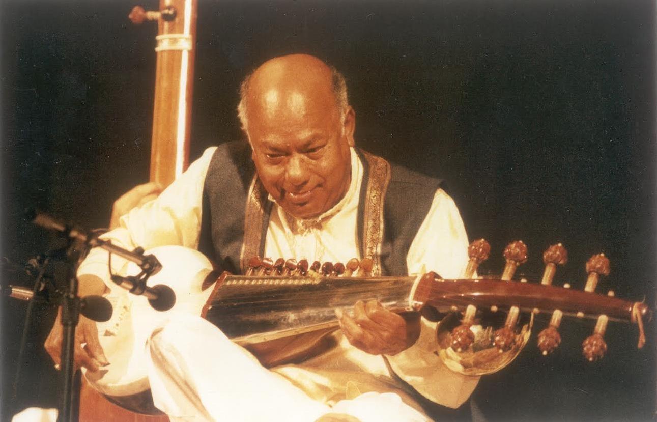 Ustad Ali Akbar Khan (1922-2009), India (Tantri, Sarod Maihar Gharana)