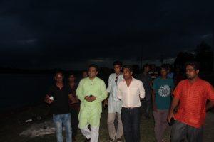 Sufi Faruq visiting Kumarkhali Echo Park | সুফি ফারুক কুমারখালীর নির্মাণাধীন ইকো পার্ক পরিদর্শন করছেন