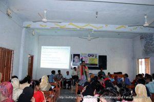 সুফি ফারুক এর পেশা পরামর্শ সভা, শোমসপুর আবু তালেব কলেজ, শোমসপুর ইউনিয়ন, খোকসা, কুষ্টিয়া | Sufi Faruq's Career Counselling for Rural Youth, Abu Taleb Degree College, Shomoshpur Union, Khoksa, Kushtia, 30.10.2017