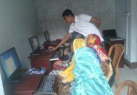 সুফি ফারুকের পেশা পরামর্শ সভার আওতায় খোকসা গুরুকুলে কম্পিউটার প্রশিক্ষণ চলছে