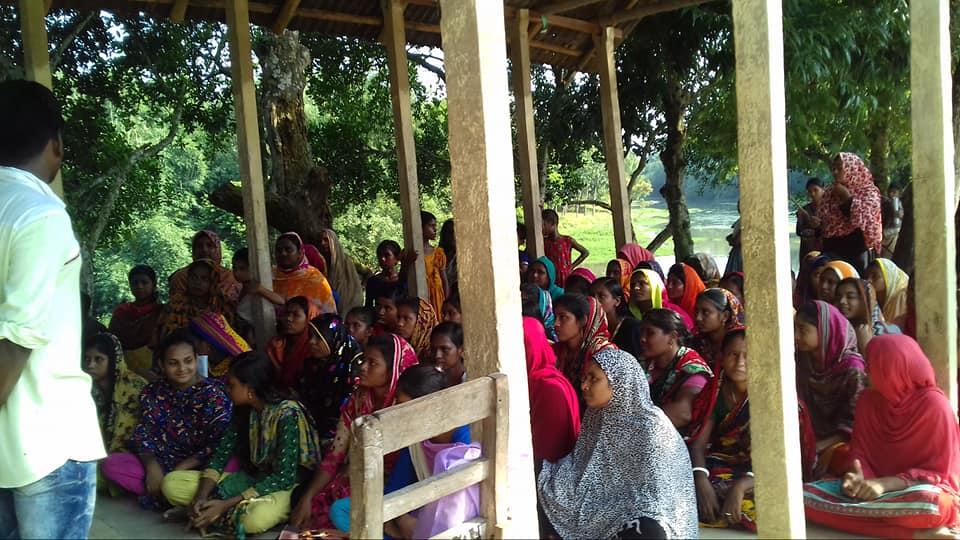 বাগুলাট ইউনিয়নের শেখ পাড়া গ্রামে সুফি ফারুক-এর পেশা পরামর্শ সভার ফ্রি দর্জি প্রশিক্ষণের আরও একটি ব্যাচ উদ্বোধন