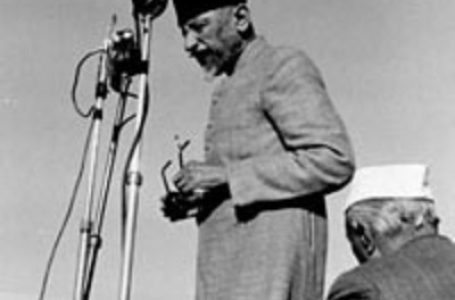 Speech at Jama Musjid Delhi with Muslims during Partition -Maulana Abul Kalam Azad (1888-1958)