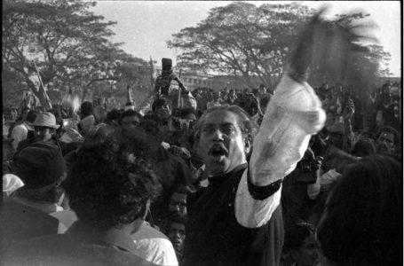 পাকিস্তান গণপরিষদে বঙ্গবন্ধুর ভাষণ -১৯৫৫ সালের ১ অক্টোবর