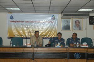 Bangladesh Police & ITMAB Cyber Crime Workshop