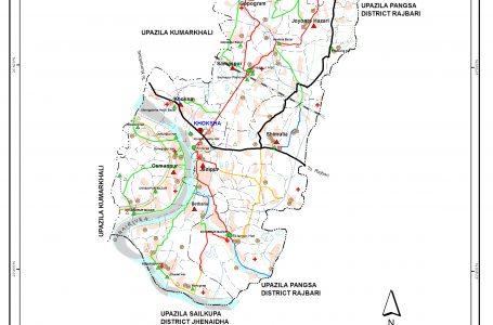 খোকসা উপজেলার ৯ টি ইউনিয়ন