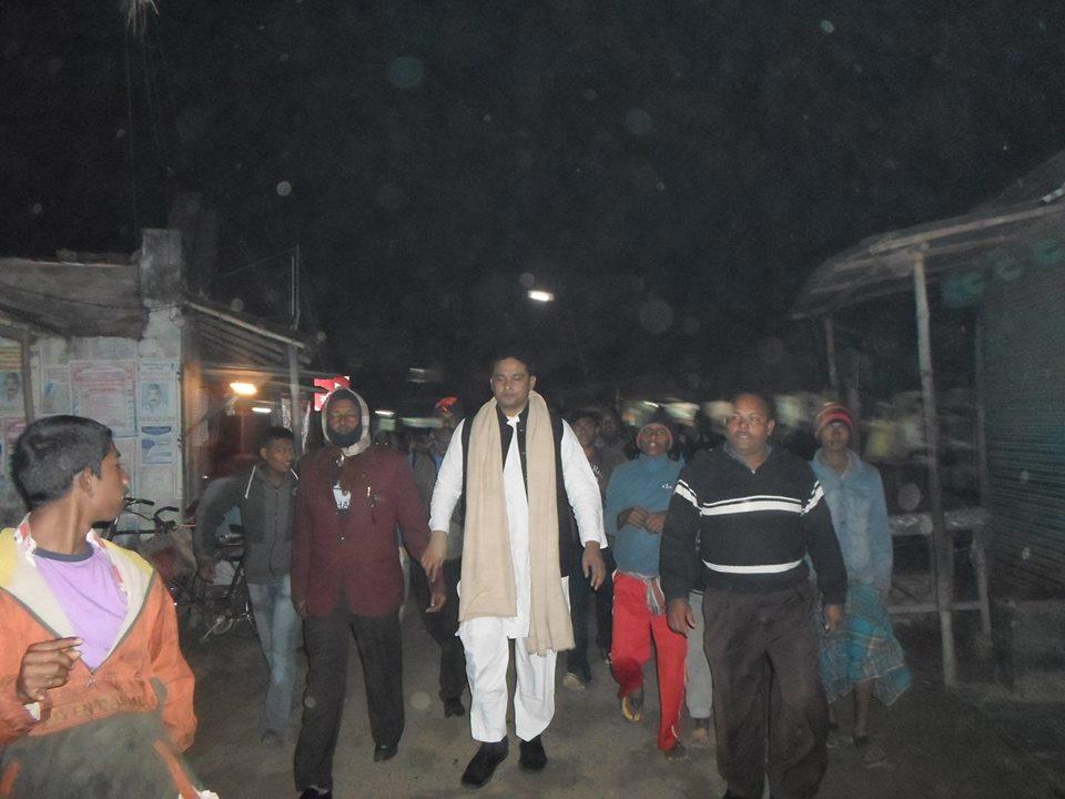 দশম জাতীয় সংসদ নির্বাচন, ২০১৪ এর প্রচারণা - শিলাইদহ বাজার | 10th parliament election campaign -shelaidah bazar