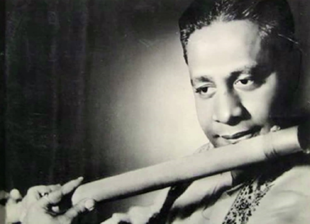 Pandit Pannalal Ghosh (1911-1960), India (Susir, Bansuri, Maihar gharana)