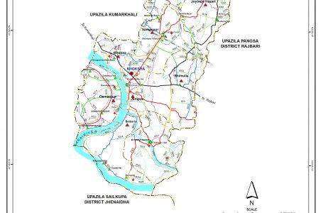 খোকসা উপজেলা