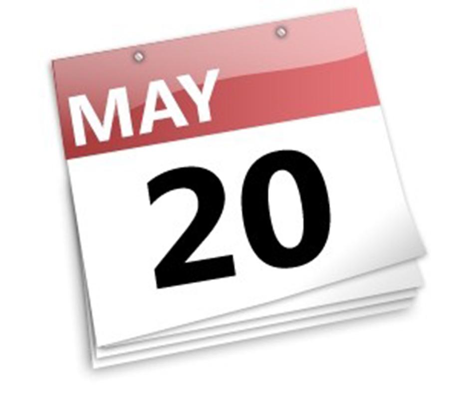 ইতিহাসের এই দিনে : ২০ মে
