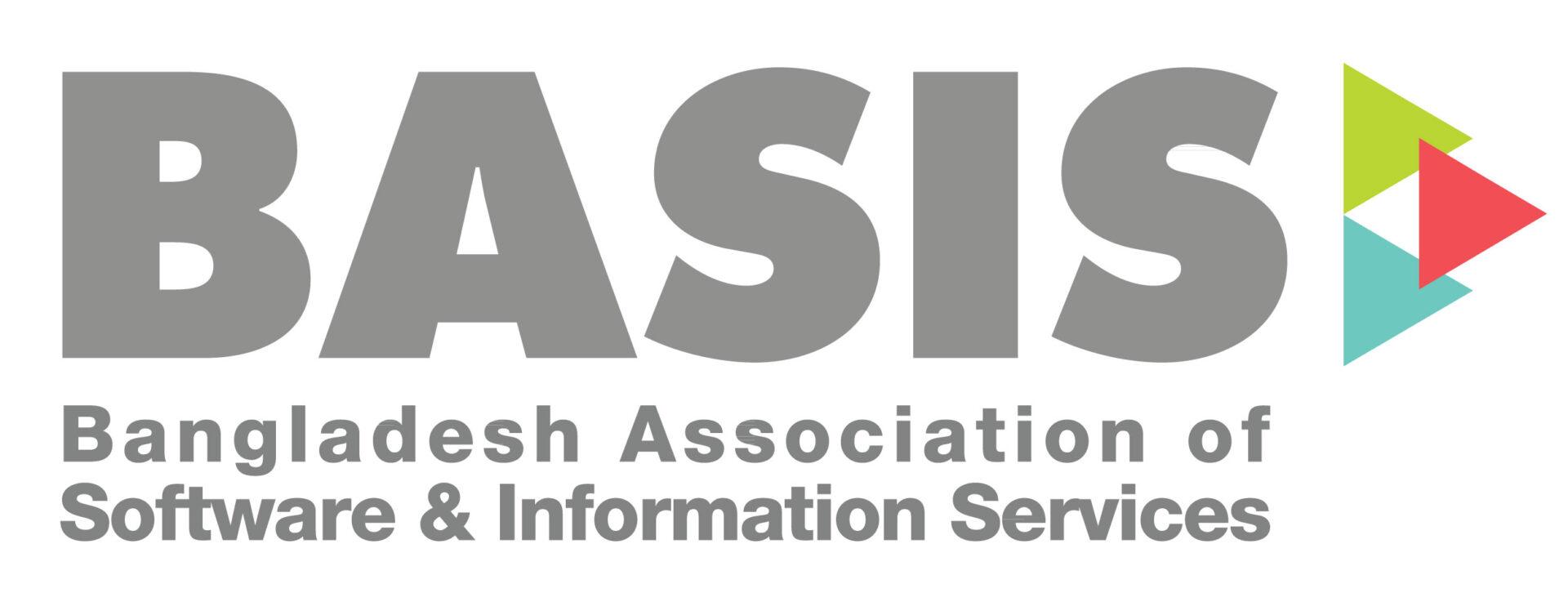 basis new logo তথ্য প্রযুক্তি ট্রেড বডি- বেসিস (BASIS) এর নির্বাচন ও কিছু পুরানো প্রশ্ন
