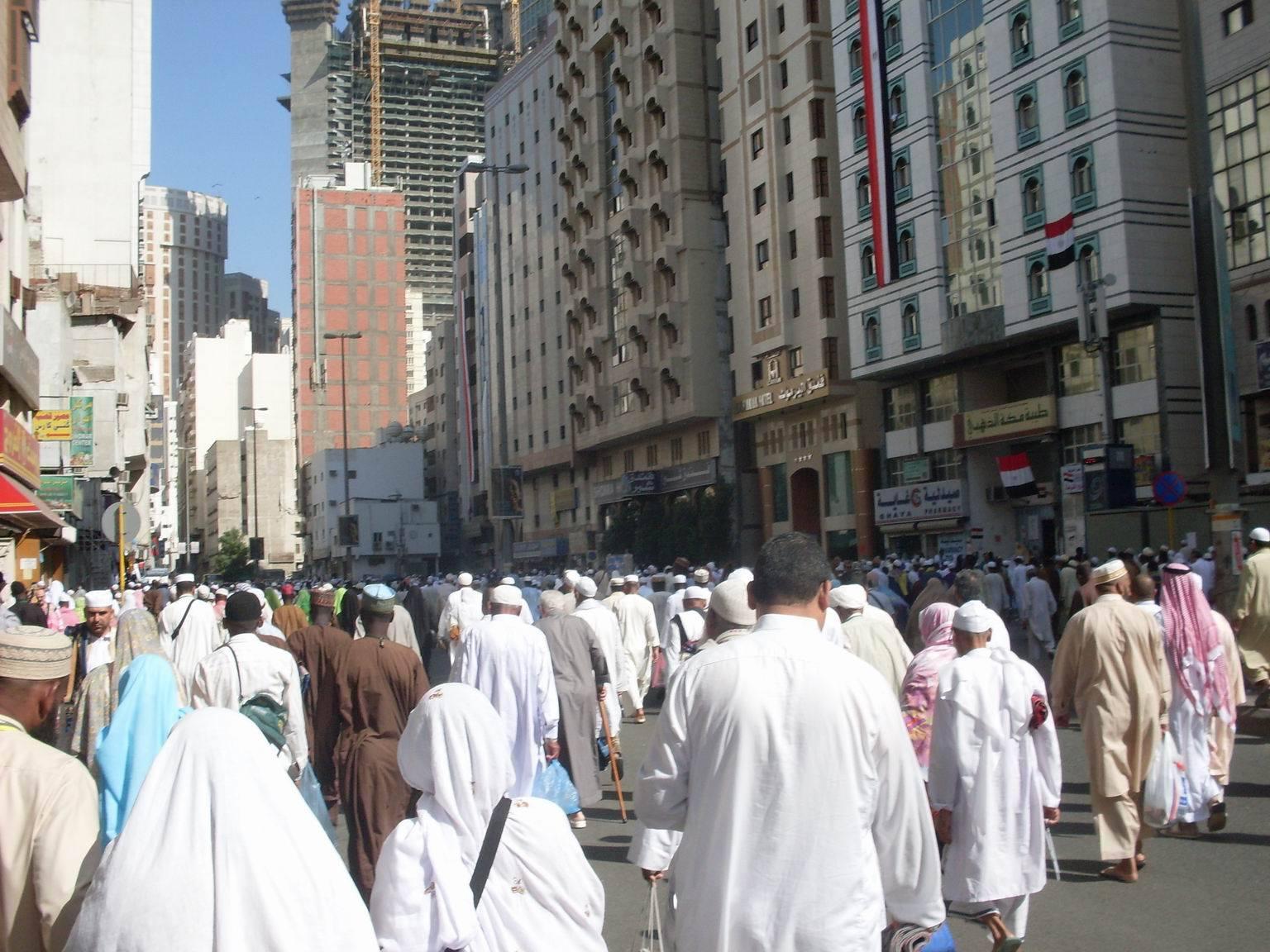 Hajj 2 আমার হজ্জ যাত্রা – মায়ের সাথে তীর্থ যাত্রা (পর্ব ২)