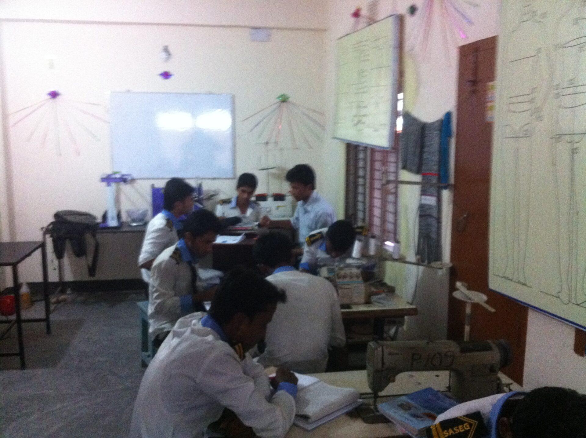 SASEX Garments Lab