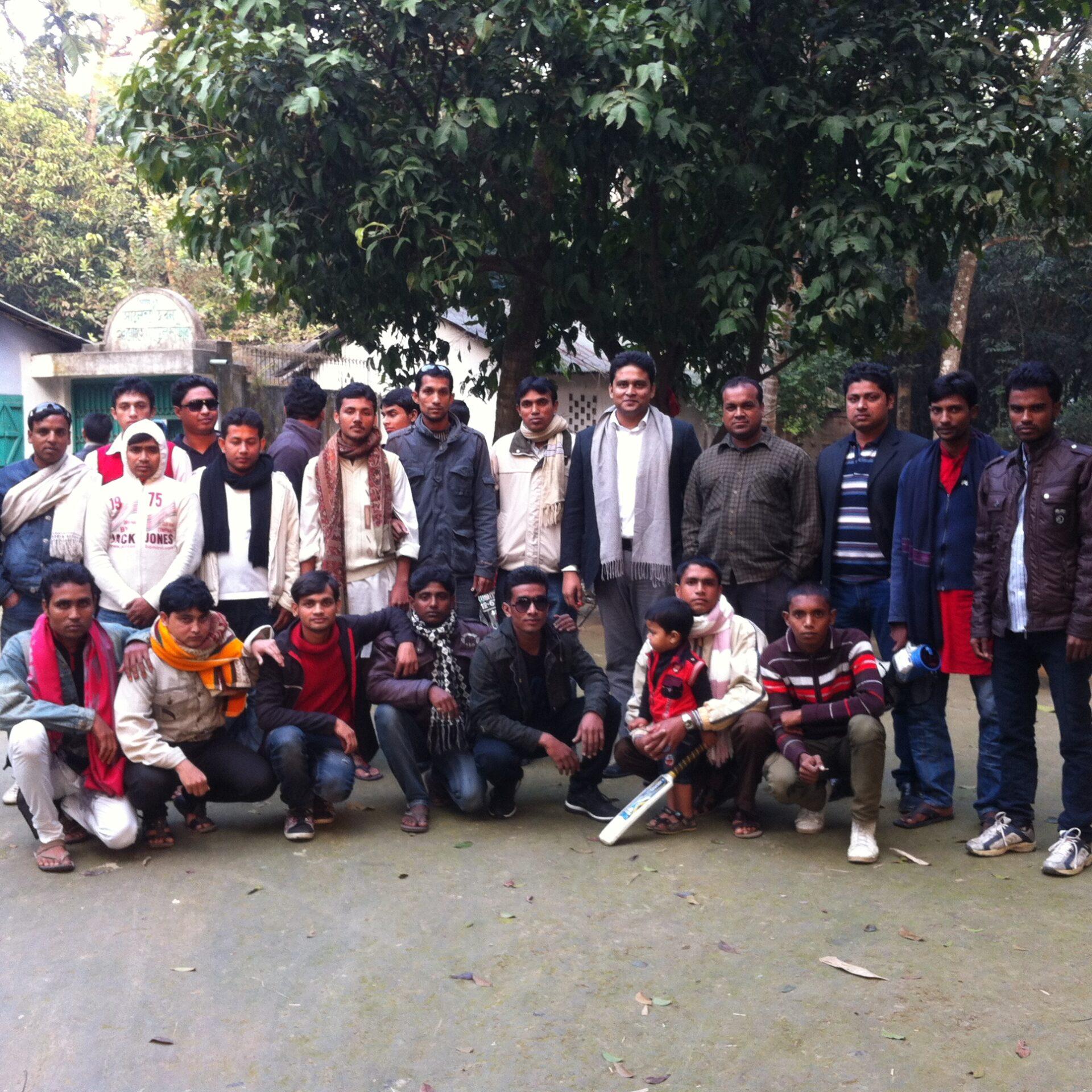দশম জাতিয় সংসদ নির্বাচন - চাঁদপুর ইউনিয়নের, রামচন্দ্রপুর গ্রামের কর্মীদের সাথে   10th National Campaign- with workers of Ramchandrapur Village of Chandpur Union