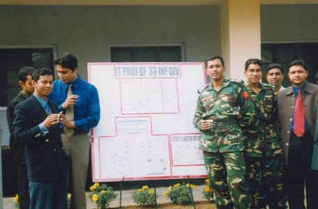 Comilla Cantonment – IT Project of 33 Infantry Division