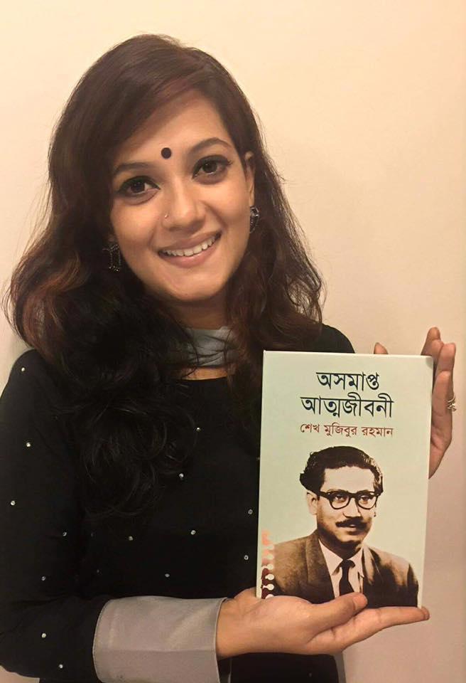 অভিনেত্রী-মডেল এ্যানি খান