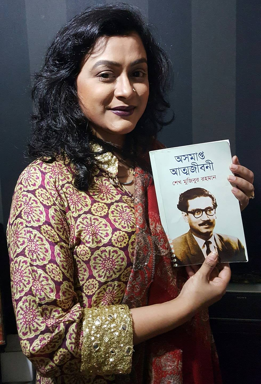 জনপ্রিয় টিভি অভিনেত্রী মৌসুমী নাগ