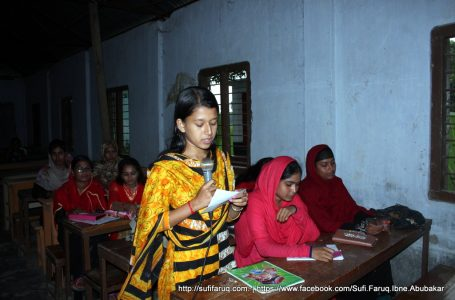 Career counselling for rural youth, Osmanpur Union, Khoksa Upozila