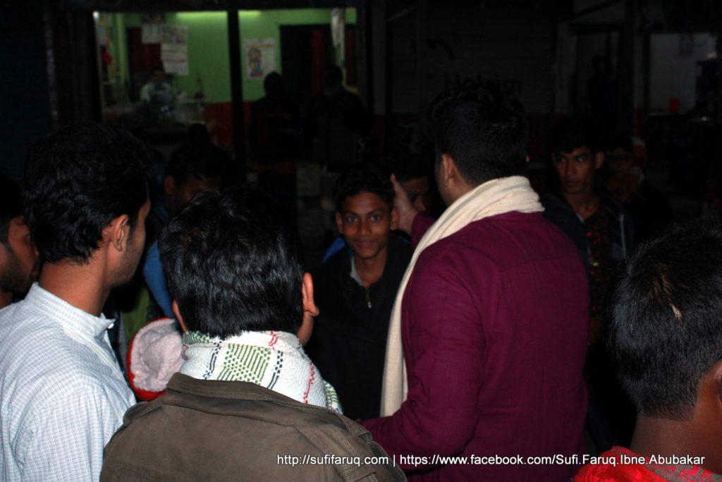 Panti Bazar Panti Kumarkhali 19.01.2018 122 সুফি ফারুক এর গণসংযোগ, উন্নয়ন আলোচনা ও শেখ হাসিনার পক্ষে ভোট প্রার্থনা - পান্টি বাজার, পান্টি ইউনিয়ন, কুমারখালী, কুষ্টিয়া।
