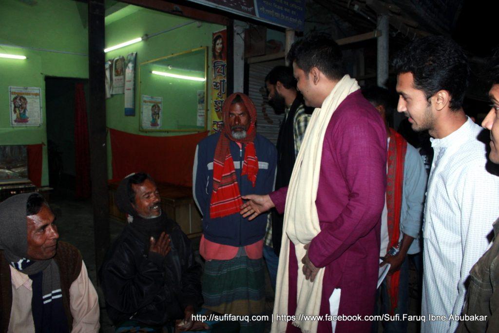 Panti Bazar Panti Kumarkhali 19.01.2018 130 সুফি ফারুক এর গণসংযোগ, উন্নয়ন আলোচনা ও শেখ হাসিনার পক্ষে ভোট প্রার্থনা - পান্টি বাজার, পান্টি ইউনিয়ন, কুমারখালী, কুষ্টিয়া।