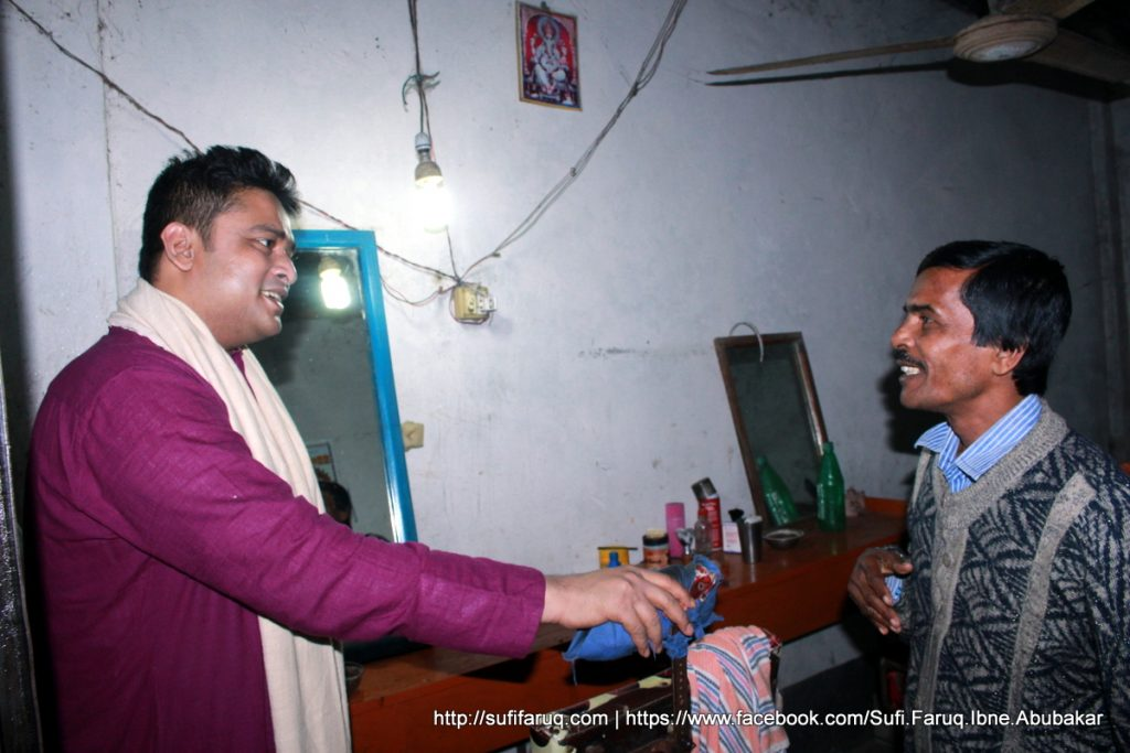 Panti Bazar Panti Kumarkhali 19.01.2018 133 সুফি ফারুক এর গণসংযোগ, উন্নয়ন আলোচনা ও শেখ হাসিনার পক্ষে ভোট প্রার্থনা - পান্টি বাজার, পান্টি ইউনিয়ন, কুমারখালী, কুষ্টিয়া।