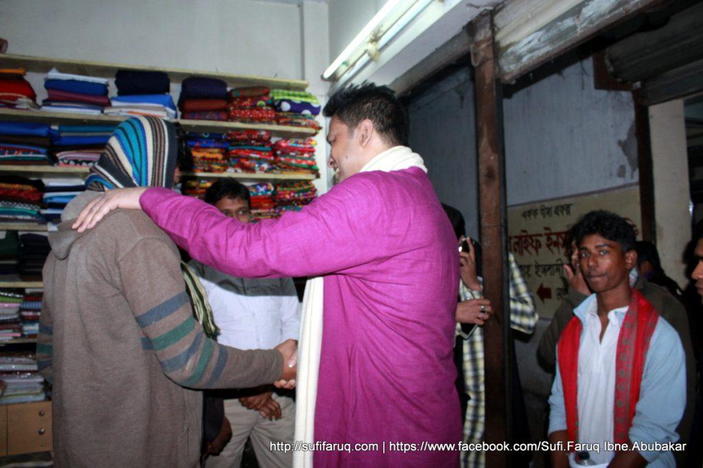 Panti Bazar Panti Kumarkhali 19.01.2018 150 সুফি ফারুক এর গণসংযোগ, উন্নয়ন আলোচনা ও শেখ হাসিনার পক্ষে ভোট প্রার্থনা - পান্টি বাজার, পান্টি ইউনিয়ন, কুমারখালী, কুষ্টিয়া।