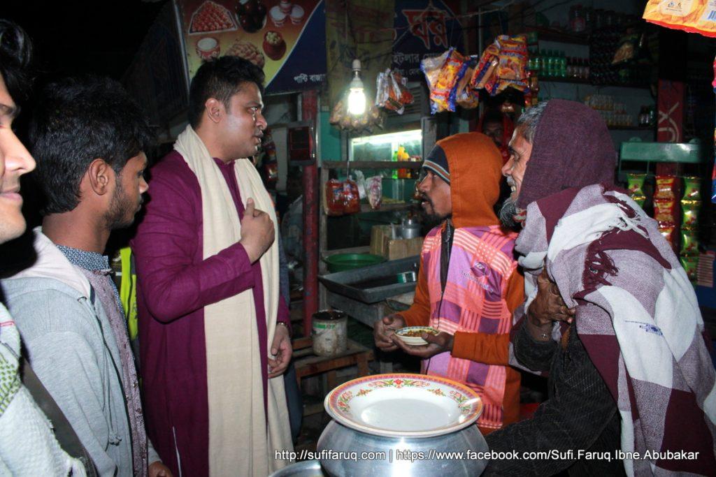 Panti Bazar Panti Kumarkhali 19.01.2018 173 সুফি ফারুক এর গণসংযোগ, উন্নয়ন আলোচনা ও শেখ হাসিনার পক্ষে ভোট প্রার্থনা - পান্টি বাজার, পান্টি ইউনিয়ন, কুমারখালী, কুষ্টিয়া।