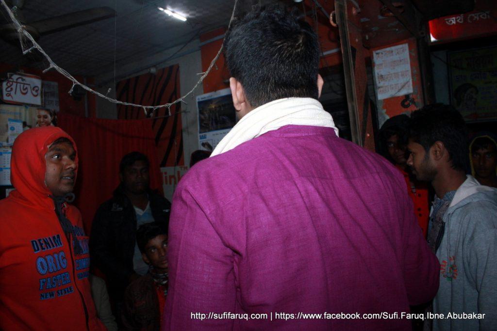 Panti Bazar Panti Kumarkhali 19.01.2018 180 সুফি ফারুক এর গণসংযোগ, উন্নয়ন আলোচনা ও শেখ হাসিনার পক্ষে ভোট প্রার্থনা - পান্টি বাজার, পান্টি ইউনিয়ন, কুমারখালী, কুষ্টিয়া।