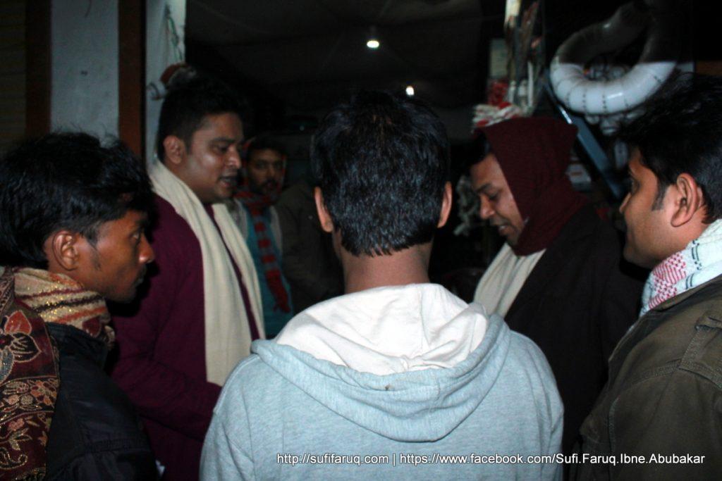Panti Bazar Panti Kumarkhali 19.01.2018 187 সুফি ফারুক এর গণসংযোগ, উন্নয়ন আলোচনা ও শেখ হাসিনার পক্ষে ভোট প্রার্থনা - পান্টি বাজার, পান্টি ইউনিয়ন, কুমারখালী, কুষ্টিয়া।