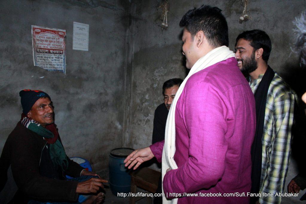 Panti Bazar Panti Kumarkhali 19.01.2018 202 সুফি ফারুক এর গণসংযোগ, উন্নয়ন আলোচনা ও শেখ হাসিনার পক্ষে ভোট প্রার্থনা - পান্টি বাজার, পান্টি ইউনিয়ন, কুমারখালী, কুষ্টিয়া।