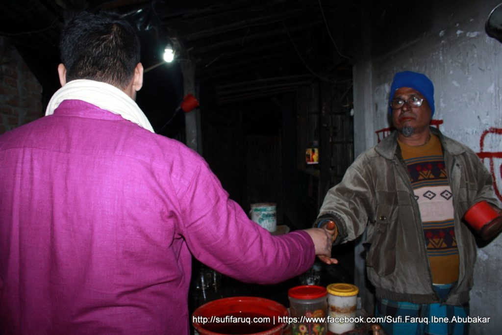 Panti Bazar Panti Kumarkhali 19.01.2018 212 সুফি ফারুক এর গণসংযোগ, উন্নয়ন আলোচনা ও শেখ হাসিনার পক্ষে ভোট প্রার্থনা - পান্টি বাজার, পান্টি ইউনিয়ন, কুমারখালী, কুষ্টিয়া।