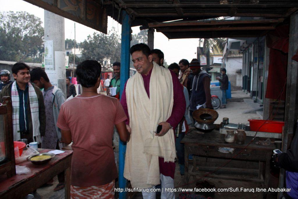 Panti Bazar Panti Kumarkhali 19.01.2018 22 সুফি ফারুক এর গণসংযোগ, উন্নয়ন আলোচনা ও শেখ হাসিনার পক্ষে ভোট প্রার্থনা - পান্টি বাজার, পান্টি ইউনিয়ন, কুমারখালী, কুষ্টিয়া।