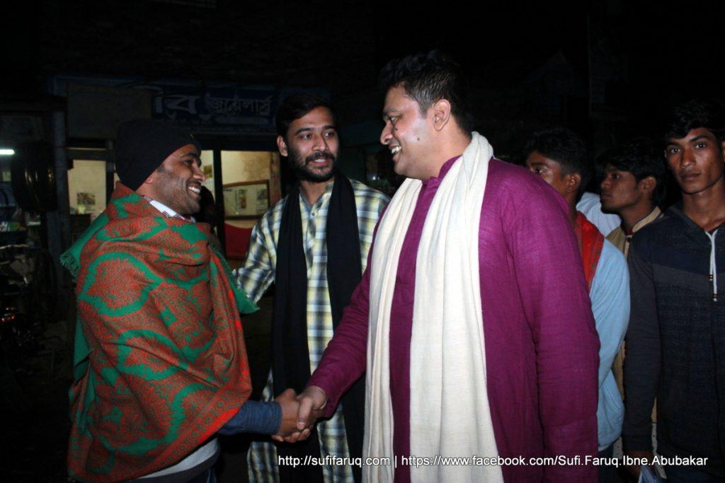 Panti Bazar Panti Kumarkhali 19.01.2018 220 সুফি ফারুক এর গণসংযোগ, উন্নয়ন আলোচনা ও শেখ হাসিনার পক্ষে ভোট প্রার্থনা - পান্টি বাজার, পান্টি ইউনিয়ন, কুমারখালী, কুষ্টিয়া।
