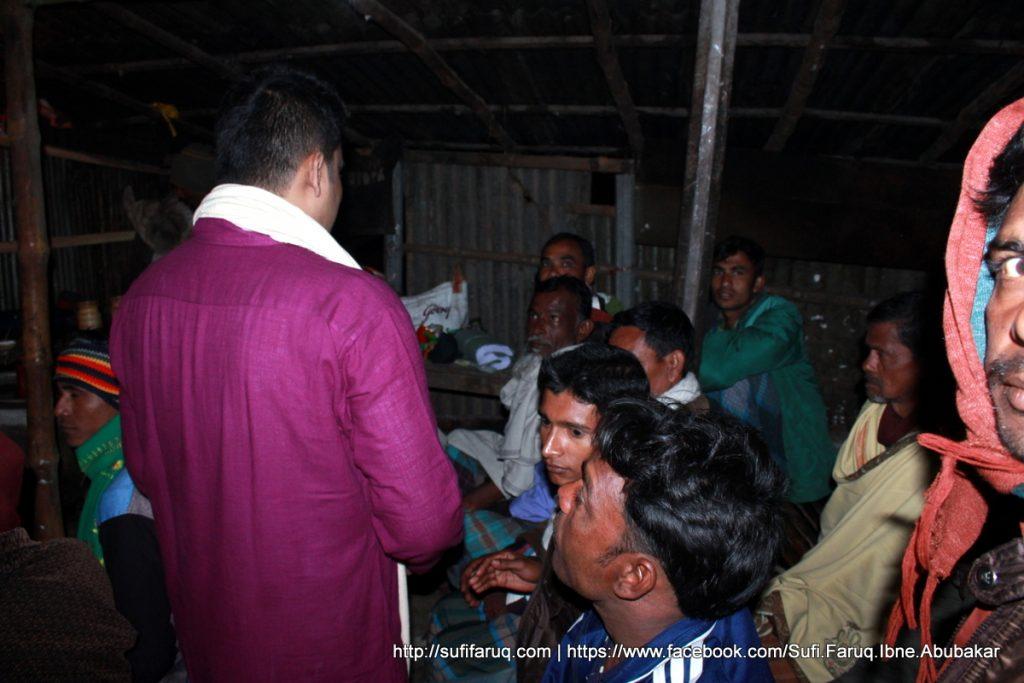 Panti Bazar Panti Kumarkhali 19.01.2018 223 সুফি ফারুক এর গণসংযোগ, উন্নয়ন আলোচনা ও শেখ হাসিনার পক্ষে ভোট প্রার্থনা - পান্টি বাজার, পান্টি ইউনিয়ন, কুমারখালী, কুষ্টিয়া।