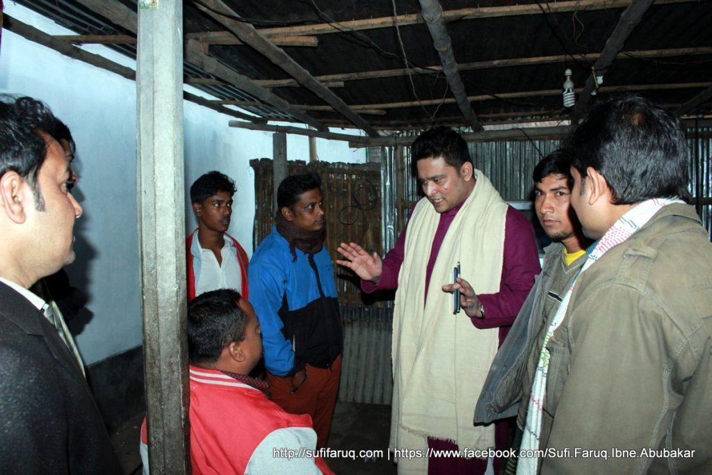 Panti Bazar Panti Kumarkhali 19.01.2018 23 সুফি ফারুক এর গণসংযোগ, উন্নয়ন আলোচনা ও শেখ হাসিনার পক্ষে ভোট প্রার্থনা - পান্টি বাজার, পান্টি ইউনিয়ন, কুমারখালী, কুষ্টিয়া।