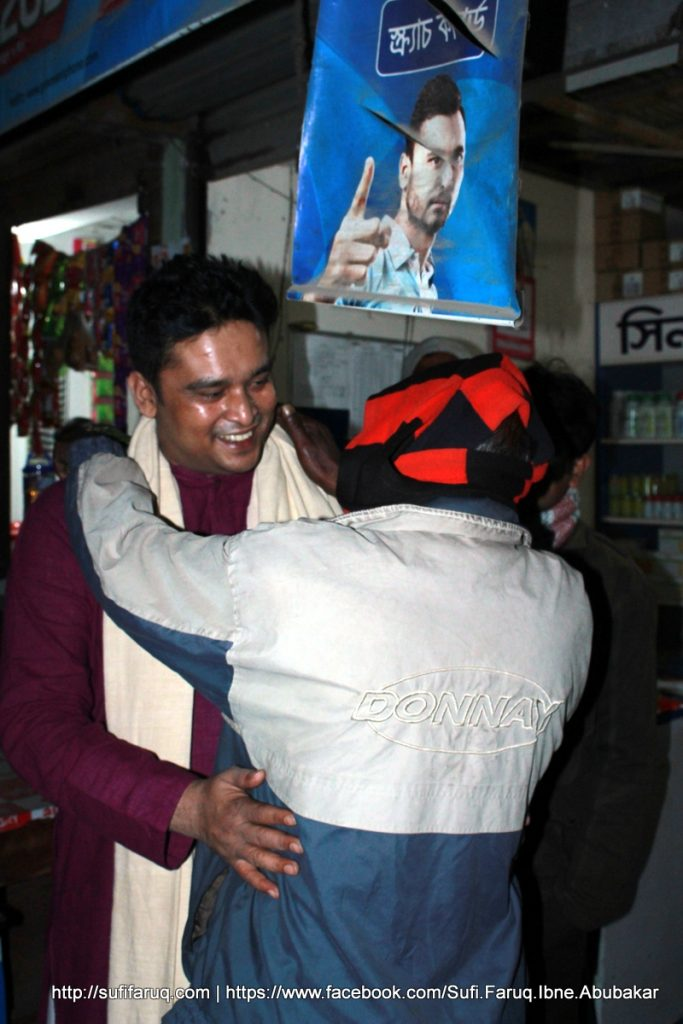 Panti Bazar Panti Kumarkhali 19.01.2018 230 সুফি ফারুক এর গণসংযোগ, উন্নয়ন আলোচনা ও শেখ হাসিনার পক্ষে ভোট প্রার্থনা - পান্টি বাজার, পান্টি ইউনিয়ন, কুমারখালী, কুষ্টিয়া।