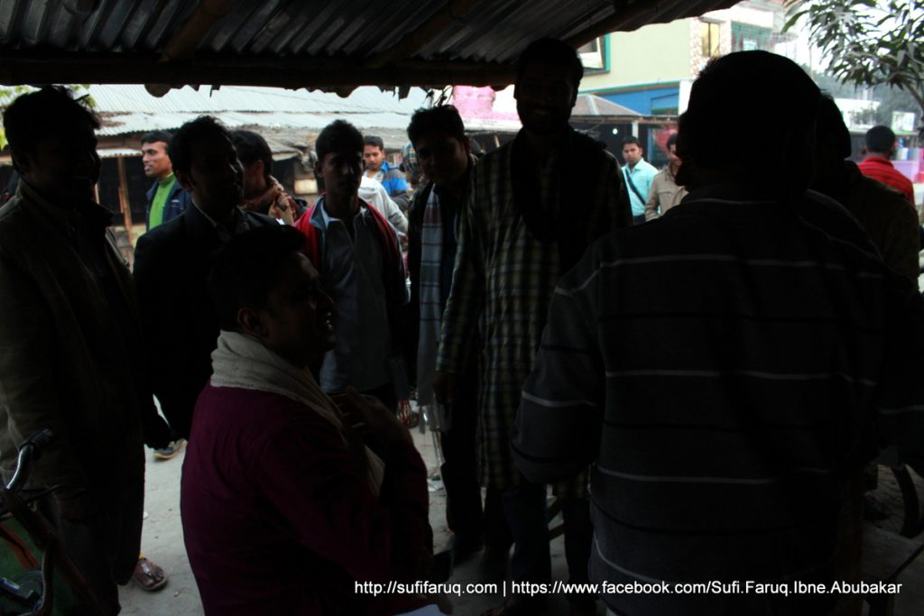 Panti Bazar Panti Kumarkhali 19.01.2018 24 সুফি ফারুক এর গণসংযোগ, উন্নয়ন আলোচনা ও শেখ হাসিনার পক্ষে ভোট প্রার্থনা - পান্টি বাজার, পান্টি ইউনিয়ন, কুমারখালী, কুষ্টিয়া।