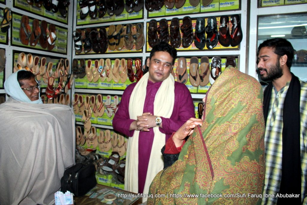 Panti Bazar Panti Kumarkhali 19.01.2018 244 সুফি ফারুক এর গণসংযোগ, উন্নয়ন আলোচনা ও শেখ হাসিনার পক্ষে ভোট প্রার্থনা - পান্টি বাজার, পান্টি ইউনিয়ন, কুমারখালী, কুষ্টিয়া।