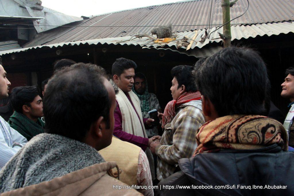 Panti Bazar Panti Kumarkhali 19.01.2018 32 সুফি ফারুক এর গণসংযোগ, উন্নয়ন আলোচনা ও শেখ হাসিনার পক্ষে ভোট প্রার্থনা - পান্টি বাজার, পান্টি ইউনিয়ন, কুমারখালী, কুষ্টিয়া।