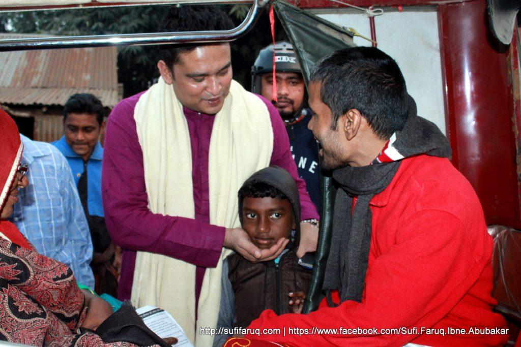 Panti Bazar Panti Kumarkhali 19.01.2018 33 সুফি ফারুক এর গণসংযোগ, উন্নয়ন আলোচনা ও শেখ হাসিনার পক্ষে ভোট প্রার্থনা - পান্টি বাজার, পান্টি ইউনিয়ন, কুমারখালী, কুষ্টিয়া।