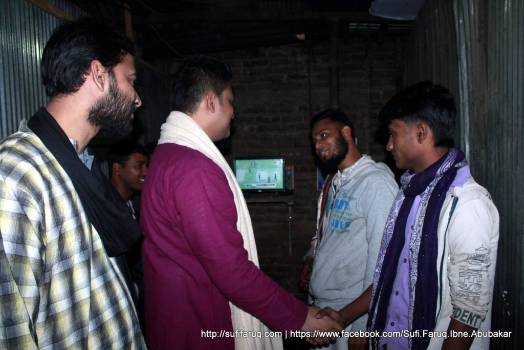 Panti Bazar Panti Kumarkhali 19.01.2018 35 সুফি ফারুক এর গণসংযোগ, উন্নয়ন আলোচনা ও শেখ হাসিনার পক্ষে ভোট প্রার্থনা - পান্টি বাজার, পান্টি ইউনিয়ন, কুমারখালী, কুষ্টিয়া।