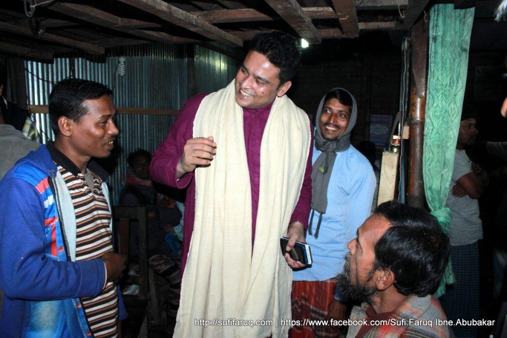 Panti Bazar Panti Kumarkhali 19.01.2018 36 সুফি ফারুক এর গণসংযোগ, উন্নয়ন আলোচনা ও শেখ হাসিনার পক্ষে ভোট প্রার্থনা - পান্টি বাজার, পান্টি ইউনিয়ন, কুমারখালী, কুষ্টিয়া।