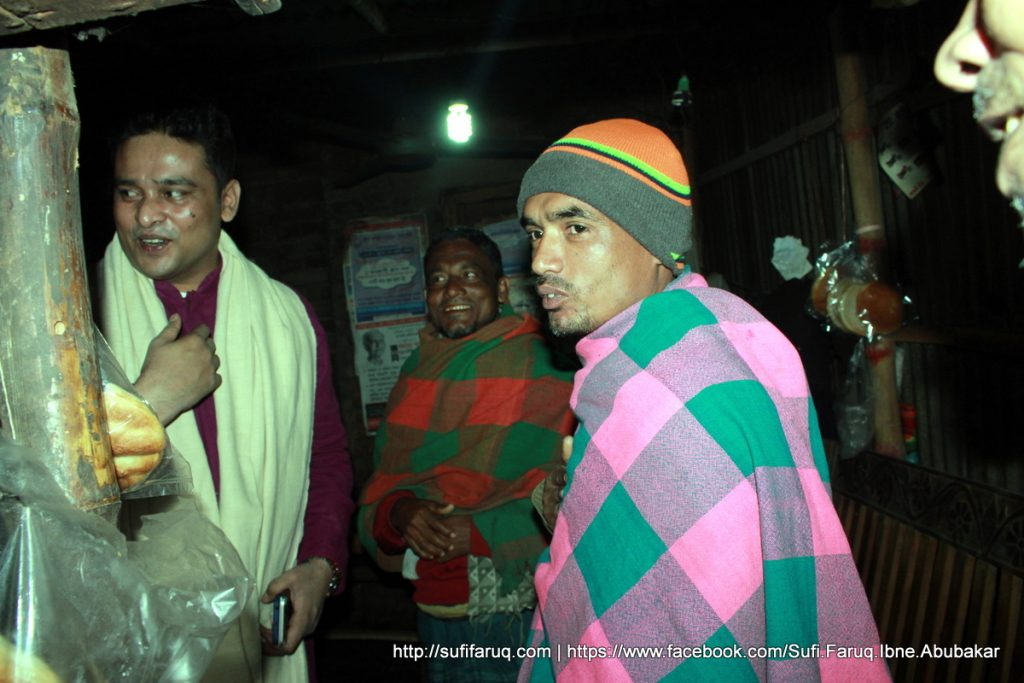 Panti Bazar Panti Kumarkhali 19.01.2018 38 সুফি ফারুক এর গণসংযোগ, উন্নয়ন আলোচনা ও শেখ হাসিনার পক্ষে ভোট প্রার্থনা - পান্টি বাজার, পান্টি ইউনিয়ন, কুমারখালী, কুষ্টিয়া।
