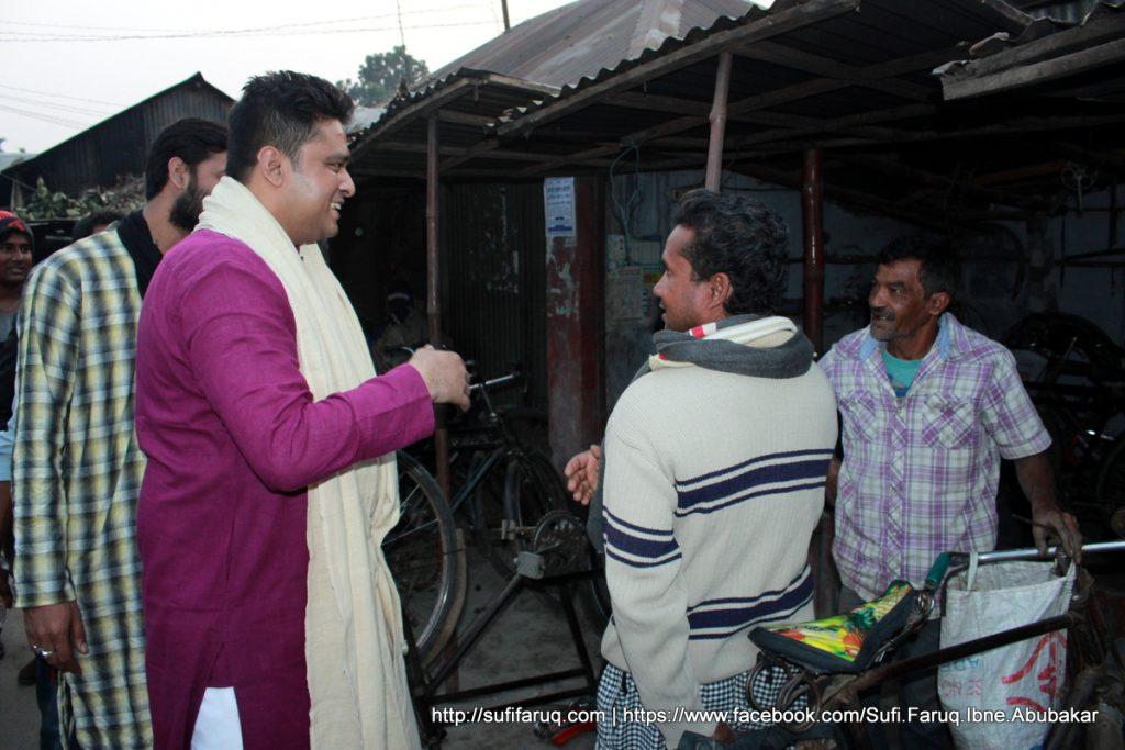 Panti Bazar Panti Kumarkhali 19.01.2018 40 সুফি ফারুক এর গণসংযোগ, উন্নয়ন আলোচনা ও শেখ হাসিনার পক্ষে ভোট প্রার্থনা - পান্টি বাজার, পান্টি ইউনিয়ন, কুমারখালী, কুষ্টিয়া।
