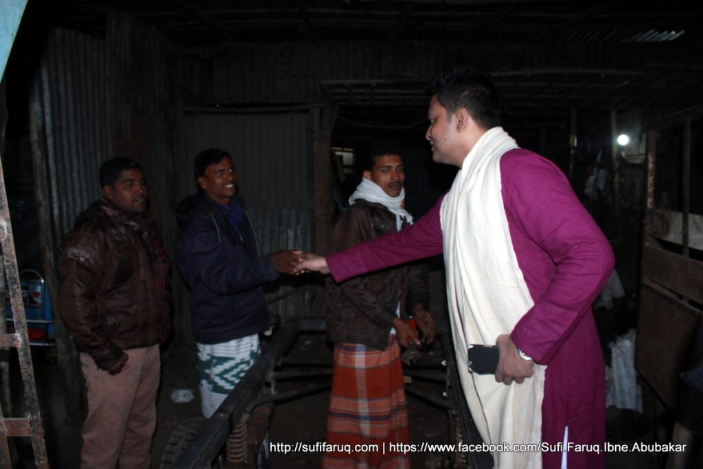 Panti Bazar Panti Kumarkhali 19.01.2018 58 সুফি ফারুক এর গণসংযোগ, উন্নয়ন আলোচনা ও শেখ হাসিনার পক্ষে ভোট প্রার্থনা - পান্টি বাজার, পান্টি ইউনিয়ন, কুমারখালী, কুষ্টিয়া।