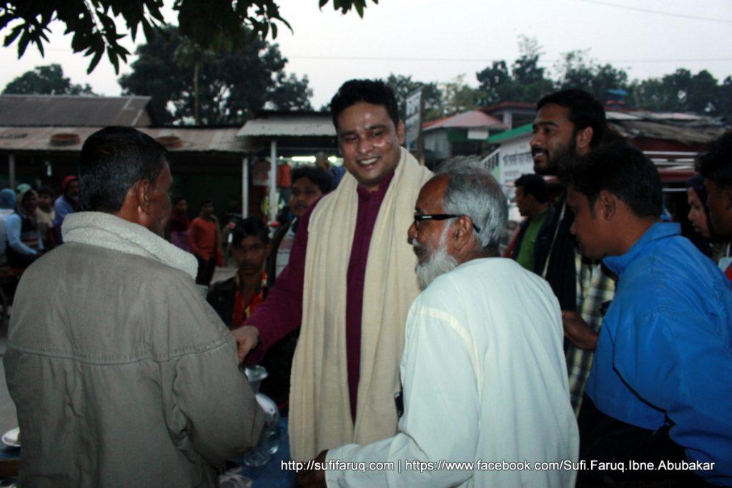Panti Bazar Panti Kumarkhali 19.01.2018 62 সুফি ফারুক এর গণসংযোগ, উন্নয়ন আলোচনা ও শেখ হাসিনার পক্ষে ভোট প্রার্থনা - পান্টি বাজার, পান্টি ইউনিয়ন, কুমারখালী, কুষ্টিয়া।