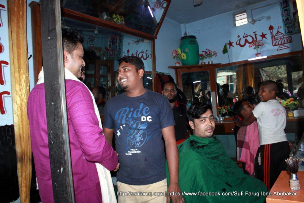 Panti Bazar Panti Kumarkhali 19.01.2018 8 সুফি ফারুক এর গণসংযোগ, উন্নয়ন আলোচনা ও শেখ হাসিনার পক্ষে ভোট প্রার্থনা - পান্টি বাজার, পান্টি ইউনিয়ন, কুমারখালী, কুষ্টিয়া।