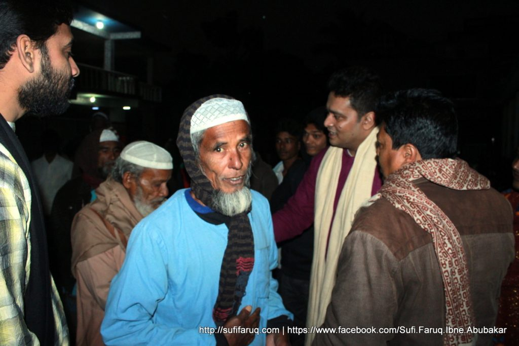 Panti Bazar Panti Kumarkhali 19.01.2018 89 সুফি ফারুক এর গণসংযোগ, উন্নয়ন আলোচনা ও শেখ হাসিনার পক্ষে ভোট প্রার্থনা - পান্টি বাজার, পান্টি ইউনিয়ন, কুমারখালী, কুষ্টিয়া।