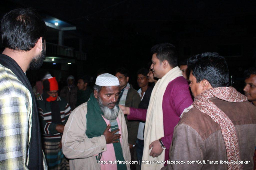 Panti Bazar Panti Kumarkhali 19.01.2018 92 সুফি ফারুক এর গণসংযোগ, উন্নয়ন আলোচনা ও শেখ হাসিনার পক্ষে ভোট প্রার্থনা - পান্টি বাজার, পান্টি ইউনিয়ন, কুমারখালী, কুষ্টিয়া।