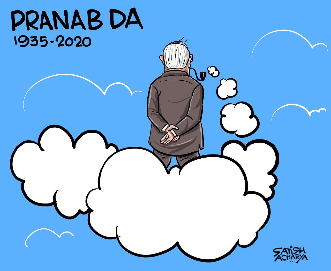 RIP Pranab Mukharjee